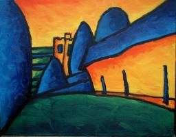 Devon Cob Wall