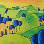 houses and hills exhibition 1