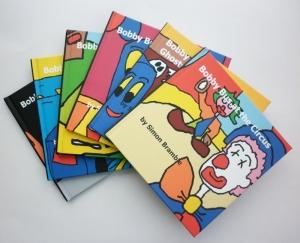 Bobby Bus Books by Simon Bramble