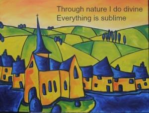 Nature is Divine