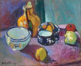 160px-Matisse_-_Dishes_and_Fruit_(1901)