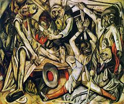 12th February. Max Beckmann born this day in 1884.