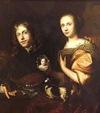 20th February. Jan de Baen was born on this day in 1633.