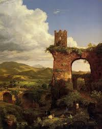 1st February. The American artist Thomas Cole born on this day 1801.