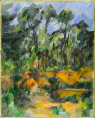 Forest,_a_painting_by_Paul_Cézanne,_circa_1902-1904