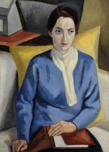 14th February. The Welsh artist Nina Hamnett was born on this day in 1890.