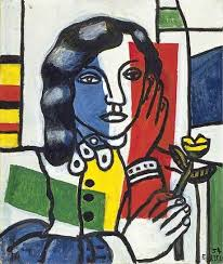 4th February. Fernand Léger born on this day in 1881.
