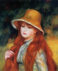 25th February. Pierre-Auguste Renoir born this day in 1841.