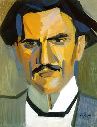 28th February. Martiros Saryan was born on this day in 1880.