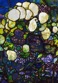 18th February. Louis Comfort Tiffany born on this day 1848.