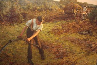 Moving_Bracken_by_H_H_La_Thangue,_1903