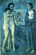 Picasso_la_vie 1903 Picasso