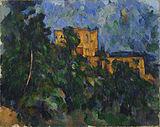 Paul_Cézanne_-_Château_Noir_-_1904