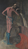 Picasso_The_Actor_1904