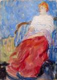 Raoul Duffy portrait-of-the-artist-s-sister-suzanne-dufy-1904
