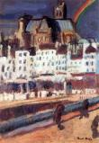 Raoul Duffy the-saint-gervais-church-1904