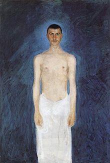 Richard_Gerstl Self Portrait 1904