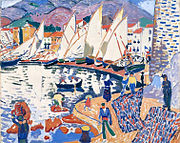 Derain Drying sails 1905