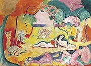 Matisse Bonheur 1905