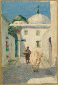 moschee-in-tunis-1905 Munter