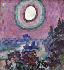 Delaunay_--_Paysage_au_disque,_1907