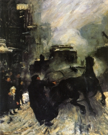 steaming_streets_george_bellows_1908